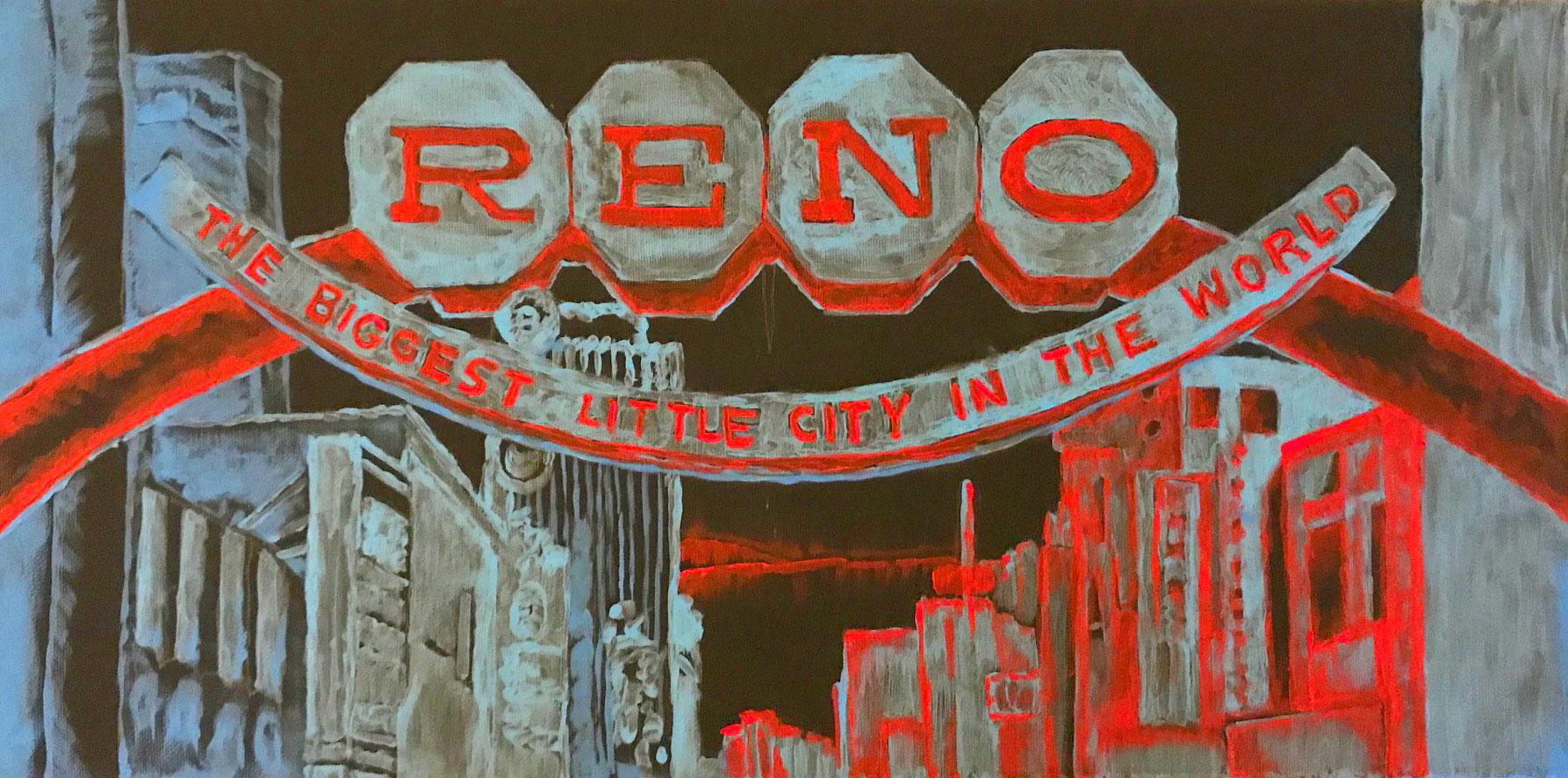 Reno, The Biggest Little City